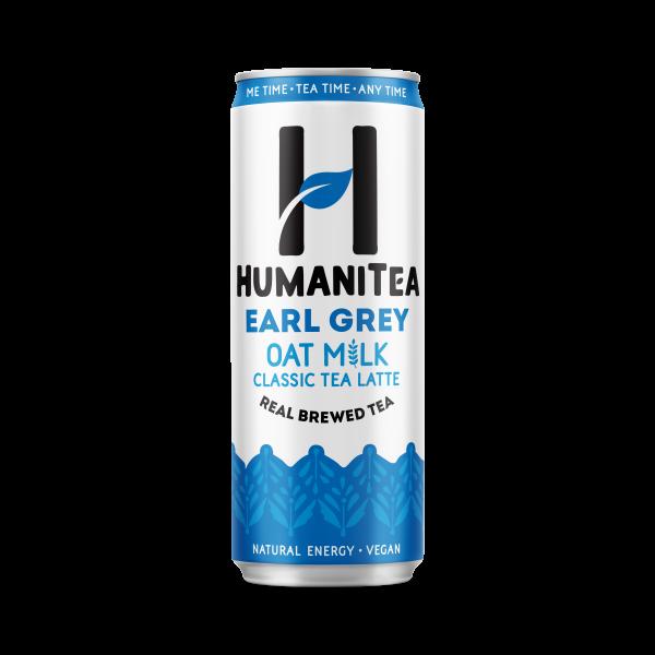 HumaniTea Earl Grey Oat Milk Classic Tea Latte