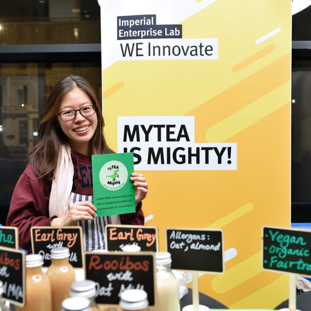myTEA is Mighty!