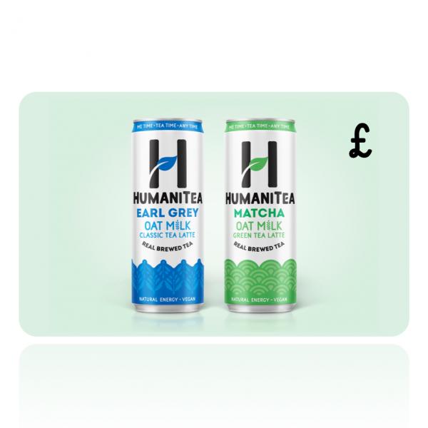 HumaniTea Gift Card