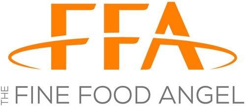 The Fine Food Angel Logo